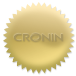Cronin Certification Seal