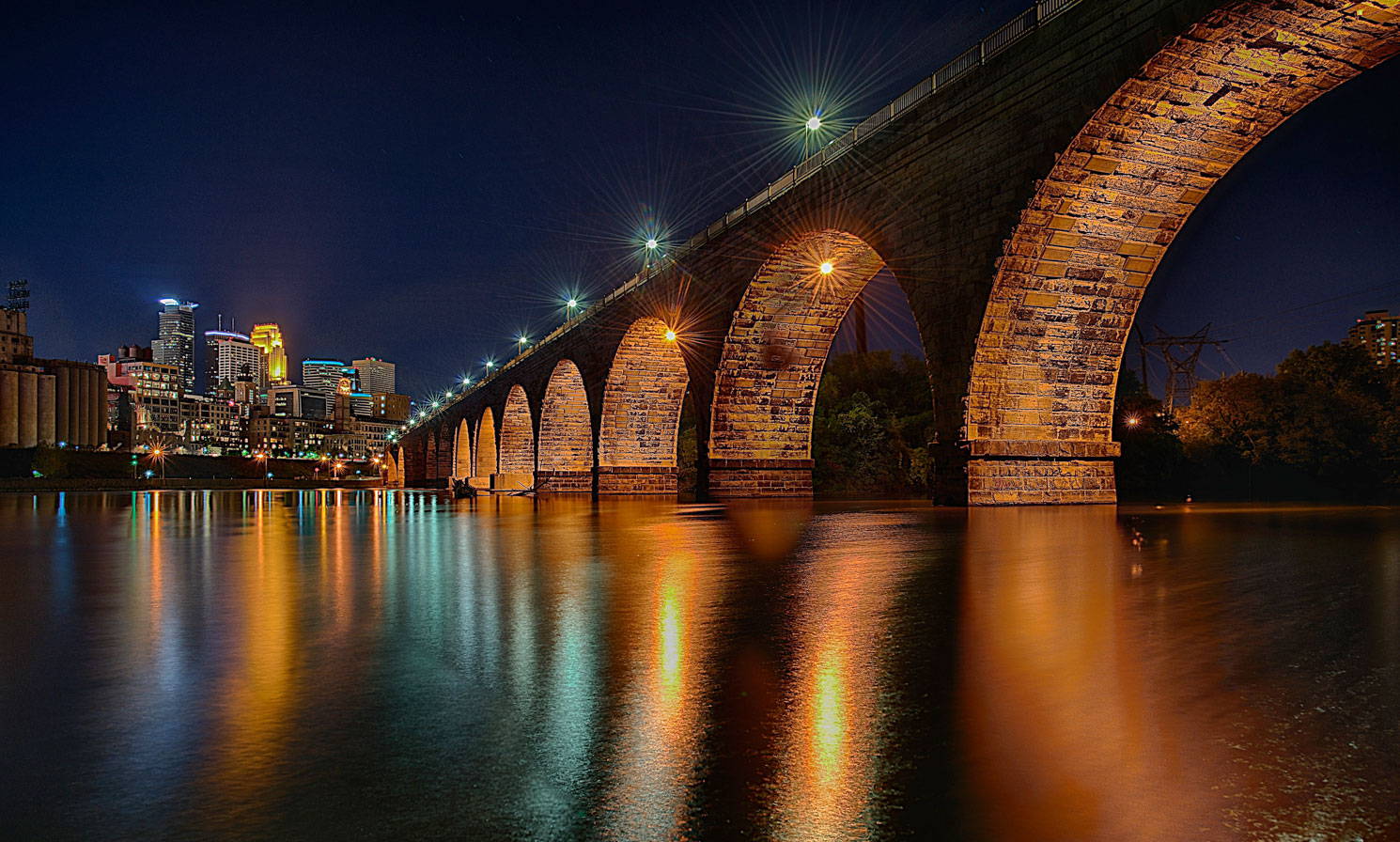 Stone Arch Bridge Photo by Craig Voth